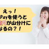 ソフトバンクのPayPayを使うと、100億円が山分けされる?!