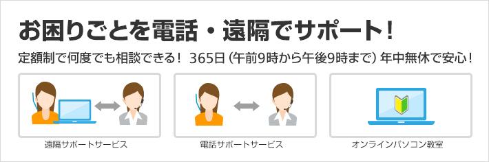 ソフトバンク「リモートサポートサービス(N)」